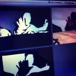 Kinect tests!